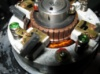 Замена подшипников на электродвигателях