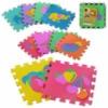 Коврик пазл мозаика 0376, 0377, 0386