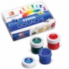 Краски гуашевые Луч Классика 12 цветов 20 мл в картонной упаковке