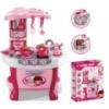 Детская игрушечная кухня с набором посуды «Маленькая умница»