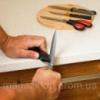 Knife Sharpener – многофункциональный мини-станок, универсальная домашняя точилка для ножниц и ножей Код:19769165
