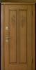 Входные двери ДИВА дуб рустикаль