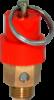 Аварийный клапан сброса давления 1/8 (солдатик)