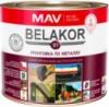 Антикоррозийная грунтовка по металлу BELAKOR 01