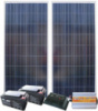 Автономная Солнечная электростанция - Дача 48/14кВт*ч в мес.