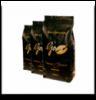 Итальянский эспрессо, 1 кг натуральный зерновой кофе Goriziana Go caffe Espresso Italiano Black selection