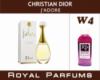 Духи на разлив Royal Parfums 200 мл Christian Dior «J'adore» (Кристиан Диор Жадор)