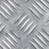 Алюминиевый лист рифлёный  2,0 (1,5х3,0)