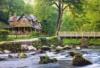 Пазлы Castorland 1000 элементов « Национальный парк.Англия.»