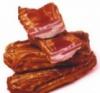Грудинка свиная горячего копчения
