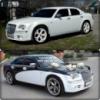 Аренда автомобиля на свадьбу Днепропетровская область. Прокат украшений для машины .т.0637960020