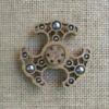Спиннер деревянный Fidget Spinner Крест