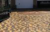 Тротуарная плитка сухопрессованная, вибропрессованная