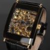 Мужские квадратные механические часы