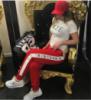 Стильный, женственный спортивный костюм Kivensl 2 цвета