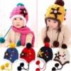 Детская шапочка весна-осень