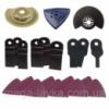 Набор аксессуаров для мультиинструмента 21 ед. Intertool DT-0526