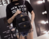 Рюкзак мини женский кожзам городской JHD