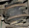 Пневмобаллоны на Opel Omega (пневмоподушки в задние пружины)