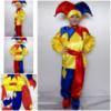 Детский карнавальный новогодний костюм Арлекин