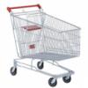 Тележки для супермаркетов и магазинов Тележка для супермаркета 210 литров