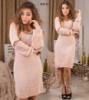 Вязаное платье Распродажа 0220 Св Код:649274911