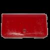 Кошелек женский Chanel (кожа), 115-RED Красный, размер 193*100*25