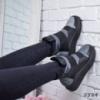 Ботинки женские Lecuni серые