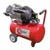 Компрессор 50 л, 4 HP, 3 кВт, 220 В, 8 атм, 420 л/мин, 2 цилиндр.