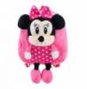 Рюкзак детский мини маус розовый игрушка съёмная