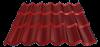 Металлочерепица  «Rauni» премиум, покрытие полиэстер