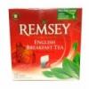 Чай чорний REMSEY English Breakfast Tea, 75 пакетиків