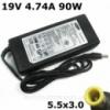 Зарядное устройство Samsung 19V 4.74A 90W (5.5x3.0)