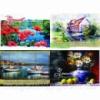 Альбомы для рисования Мрии 737 18л А3 спираль полноцв карт/обл спир 210г/м Код:388906370