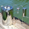 Дистиллятор со стеклянным сухопарником Код:466500147