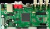 Плата 4-х канального AHD-M гибридного видеорегистратора