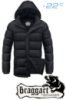 Куртка подростковая зимняя Braggart Teenager - 7655D черная