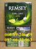 Чай Remsey чёрный с лимоном 75пакетов
