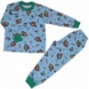 Пижама для мальчиков теплая