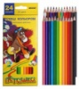 Карандаши цветные Marco Пегашка 24 цвета