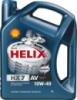 Моторное масло SHELL 4л