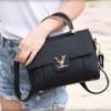 Женский портфель в стиле Louis Vuitton черная