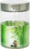 Банка S&T «Зеленый бамбук» круглая 1100 мл. 604