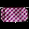 Косметичка женская, 1005-str Розовый