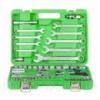 Набор инструментов 1/2« & 1/4»; 82ед, Cr-V INTERTOOL ET-6082SP Код:618329433