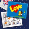 Шоколадный набор «Love is»