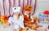Детский новогодний костюм «Мишка»