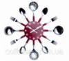 Часы настенные «Столовые Приборы» Микс 3