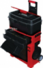 Тележка инструментальная с катушкой для провода 19 Intertool BX–3019