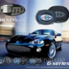4-х полосная акустика для автомобиля BM Boschmann G-9633S (PMPO – 400 Вт) Код:38294653